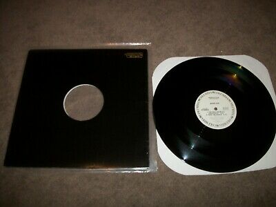 """Band Aid Do They Know Its Christmas Us Promo 12""""single U2 - Nm Vinyl Sterling"""