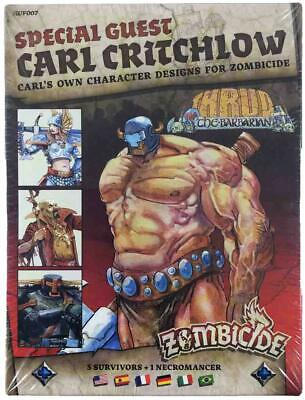 CoolMiniOrNot Boardgame Special Guest Box - Carl Critchlow Box SW