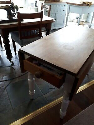 Pine Folding Antique Table