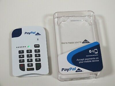 Paypal Here - Chip and Pin Card Reader - Boxed