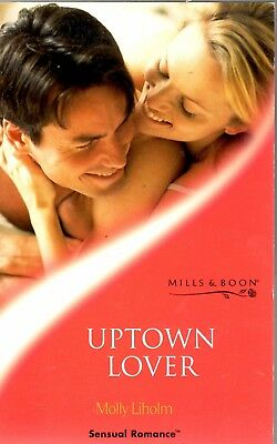 Uptown Lover by Molly Liholm (Paperback)
