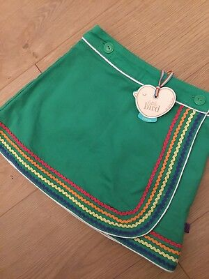 Little Bird By Jools Oliver Girls  Green Skirt Age 2-3 Years 🌈