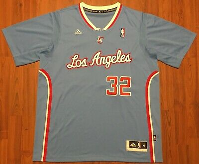 339e268dd Authentic Adidas Blake Griffin Los Angeles Clippers Blue Swingman NBA Jersey  XL