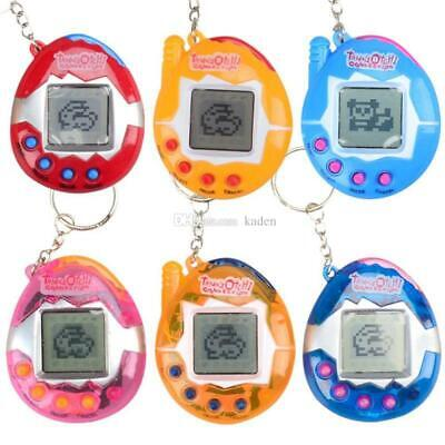 Virtual Pet Like Tamagotchi 49 In 1 Cyber Pet Toy set - Retro - Blue & Pink