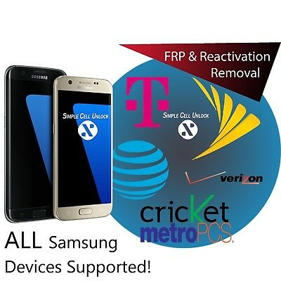 INSTANT FRP Google Account Removal ALL Samsung DEVICES SUPPORTED!