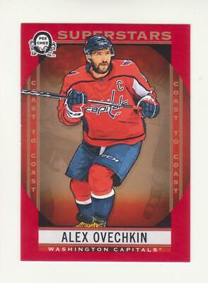 2018-19 OPC Coast To Coast Superstars Red Cards Finish Your Set - Pick From List