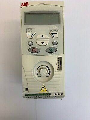 .75 HP ABB ACS150 Micro VFD Buy ACS150-03U-01A9-4