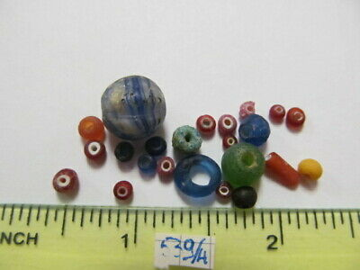 Ancient beads Vikings, Kievan Rus 10-13 AD № 539/4.
