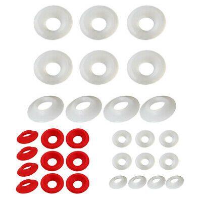 25Silicon Rubber O-Ring Seals Washers Gasket For Grolsch EZ Cap Swing/Top-Bottle