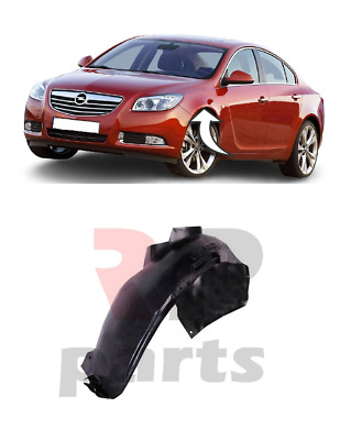 For Vauxhall / Opel Insignia 08-17 Front Fender Mud Guard Splash Arc Left N/S