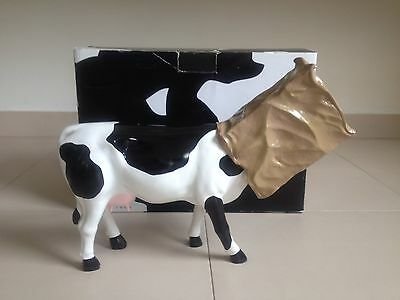 Cowparade ORIGINAL Cow Parade Vaca 35x26 cm - 40518 Bolsa cabeza Box Bag
