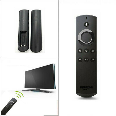 Replacement Remote Control PE59CV With Alexa Voice For Amazon Fire TV Stick