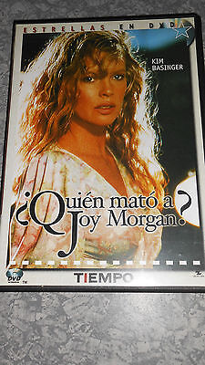Dvd ¿Quien Mato A Joy Morgan? (Killjoy)