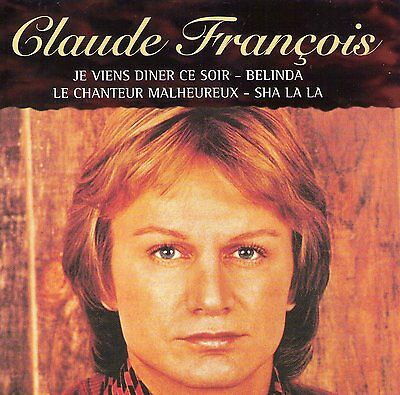 Cd 16T Claude Francois Best Of 1995 Versailles Records France