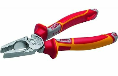 NWS N109-49-VDE - 205C  Electricians Insulated Combination  Pliers 1000V
