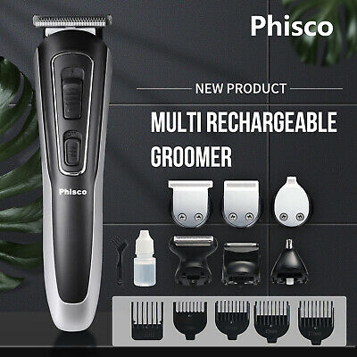 All In One Multifunctional Electric Hair Trimmer Beard Shaver Grooming Kit