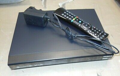 Humax HDR 1800T 1TB Freeview+ HD Recorder Twin HD Tuners 1000 Terabyte UPGRADED!