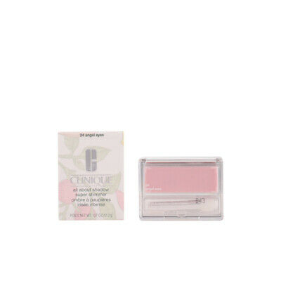 Maquillaje Clinique mujer ALL ABOUT SHADOW super shimmer #24-angel eyes 2,2 gr