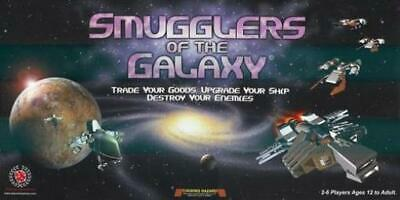Playus Maximus Boardgame Smugglers of the Galaxy Box VG+