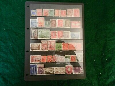 Lot Of Forty-Two (42) All Different Used *Worldwide* Stamps
