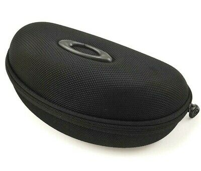 Portable Vault Sunglasses Hard Case Black for Oakley Ran Ban Sun Glasses