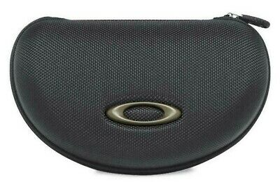 Oakley Half Jacket Flak Jacket Soft Vault Sunglasses Storage Case - Large Black