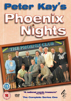 Peter Kay's Phoenix Nights : The Complete Series 1 [DVD] (2006) FREE UK SHIPPING