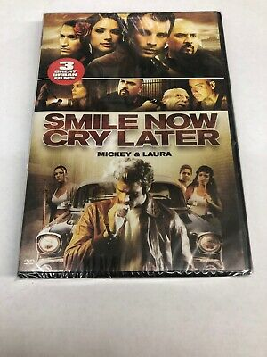 Smile Now, Cry Later DVD NEW *LOOSE DISC*