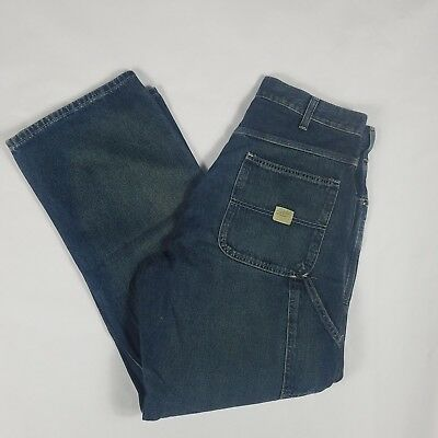 0b73fb9f4 POLO RALPH LAUREN Men s 018 Slim Straight Distressed Blue Jeans NWT ...