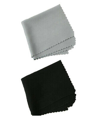4x Microfiber Cleaner Cleaning Cloth For Phone Screen Camera Lens Eye Glasses