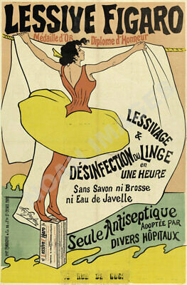 Ivory Soap 1890s Vintage Style Advertising Poster 20x30