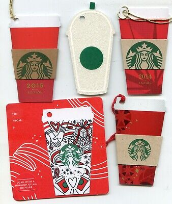 Newest 2019 Starbucks Corporate Here's To You  #6168 Not In Stores Gift Card