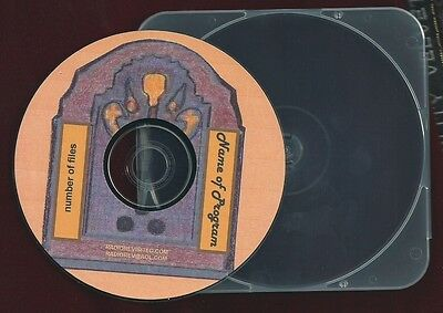 THEATER GUILD ON THE AIR mp3 cd OTR drama radio shows 1947-1953 1 hr each story
