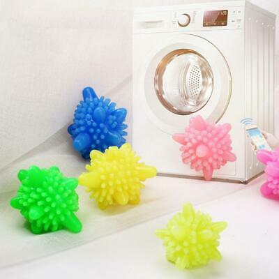 Clothes Washing Ball Reusable Machine Cloth Laundry Cleaning Dirt OO55