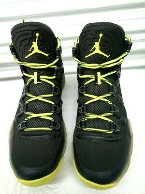 timeless design 139de 74324 NIKE AIR JORDAN XX8 SE SEQUOIA GREEN-VOLT-ICE-BLACK Size 9