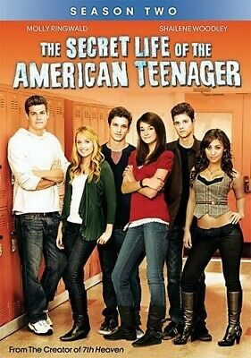 The Secret Life of the American Teenager Season 2 (DVD) Brand New Sealed