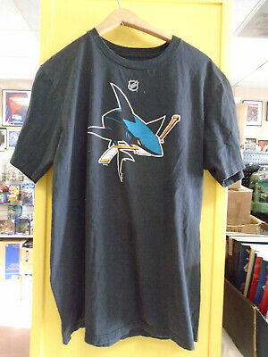 San Jose Sharks SGA T-Shirt  Coulture Size Large