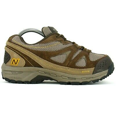 d31b6276aa565 New Balance 606 Country Hiking Trail Walking Brown Mesh Suede Shoes Mens  8.5 4E