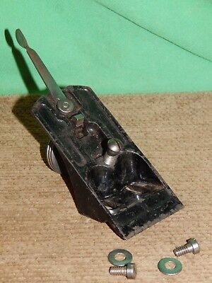 """Vintage Lakeside Wood Plane Complete 2"""" Frog Set, Made in USA, Stanley?"""