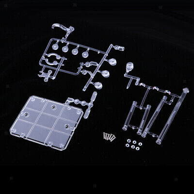 Action Base Support Display Stand Rack Model Bracket for 1/144 HG RG Robot