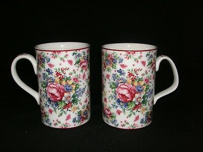 Royal Albert Lady Carlyle Chintz Afternoon Tea Mug Cup