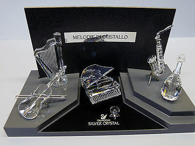 SWAROVSKI Crystal SCS Melodie di Cristallo Crystal Melodies melody
