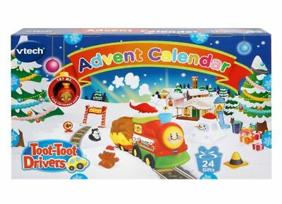 New VTech Toot-Toot Drivers Advent Calendar Car Toy Christmas Toot Vehicles
