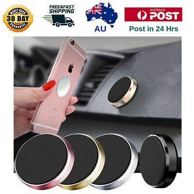 Universal Car Magnetic Phone holder Dashboard Mobile Dash Mount holder stand AU!