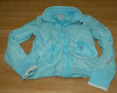 Girl's H&M Dubster Lightweight Jacket Anorak Age 11-12 Years Preloved Used