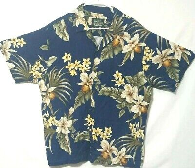a443cca80 Hawaiian Reserve Collection / MADE in HAWAII / 100 Rayon / Adult Large