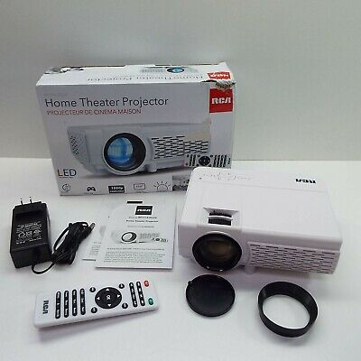 RCA HOME THEATER Projector Full HD 1080P - 2000 Lumens
