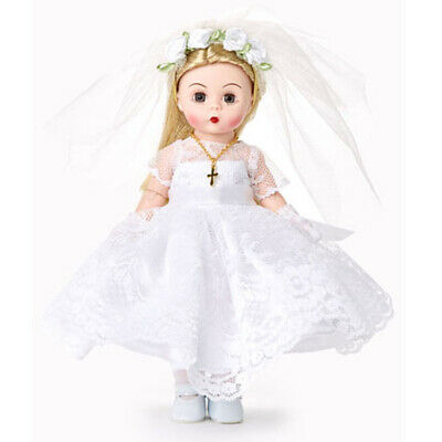First Communion Blessings, Blonde Doll by Madame Alexander
