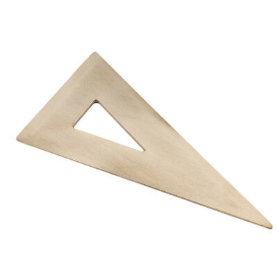 1 pc Triangle Ruler Protractor Miter Framing Measuring BL3