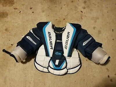 Bauer Reactor 7000 Hockey Goalie Chest Protector Size Senior Small
